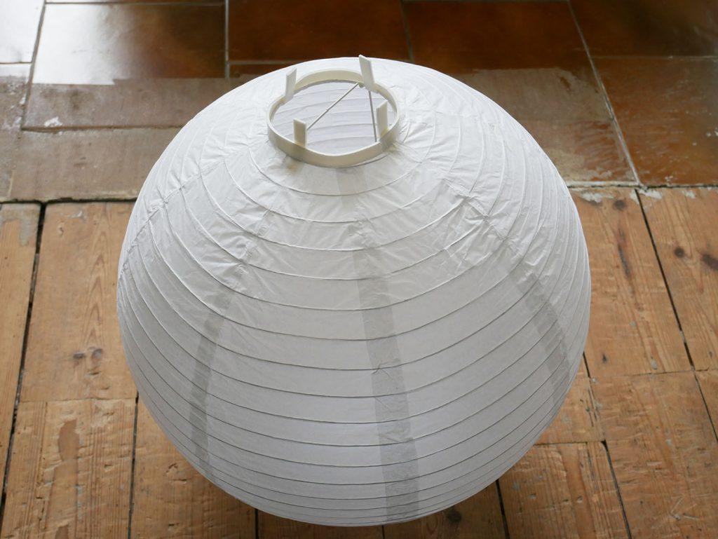 Diy Lampe Suspension En Papier Atelier Des Tilleuls