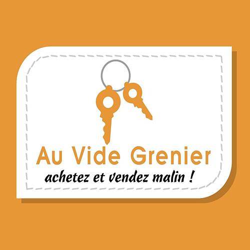Au vide grenier à La Couronne pour chiner en Charente