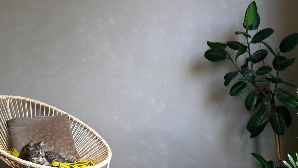 DIY – créer un effet patiné sur un mur