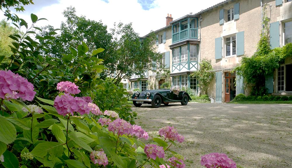 Un havre de paix au cœur de la Charente