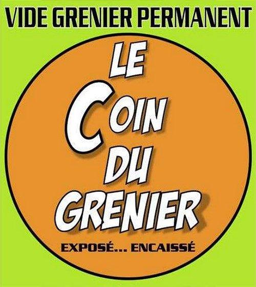 Le coin du grenier à L'isle d'Espagnac pour chiner en Charente