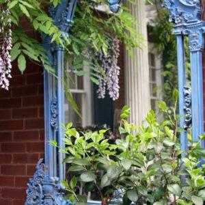 19 idées déco pour installer un miroir extérieur