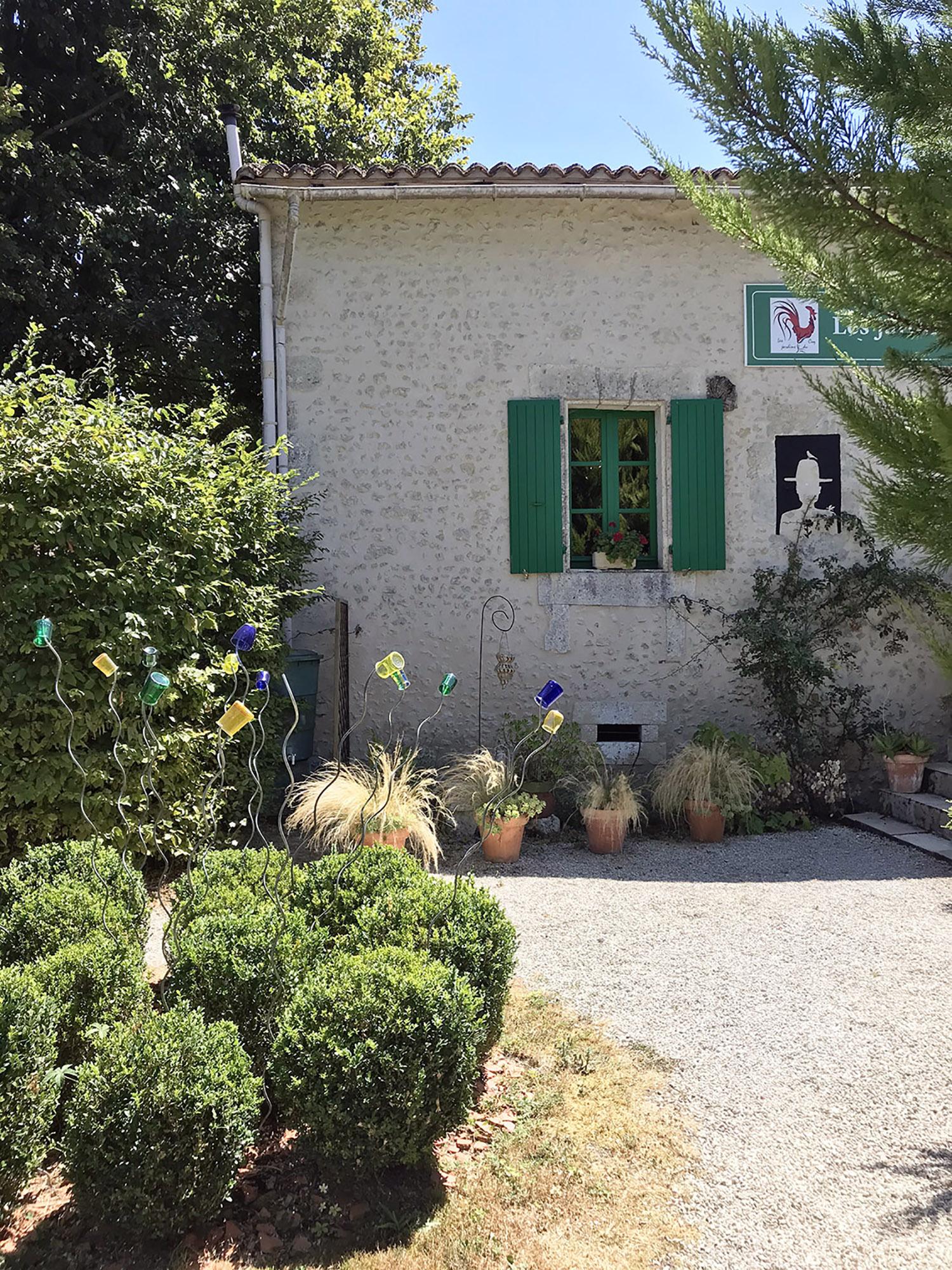 maison des jardins du coq