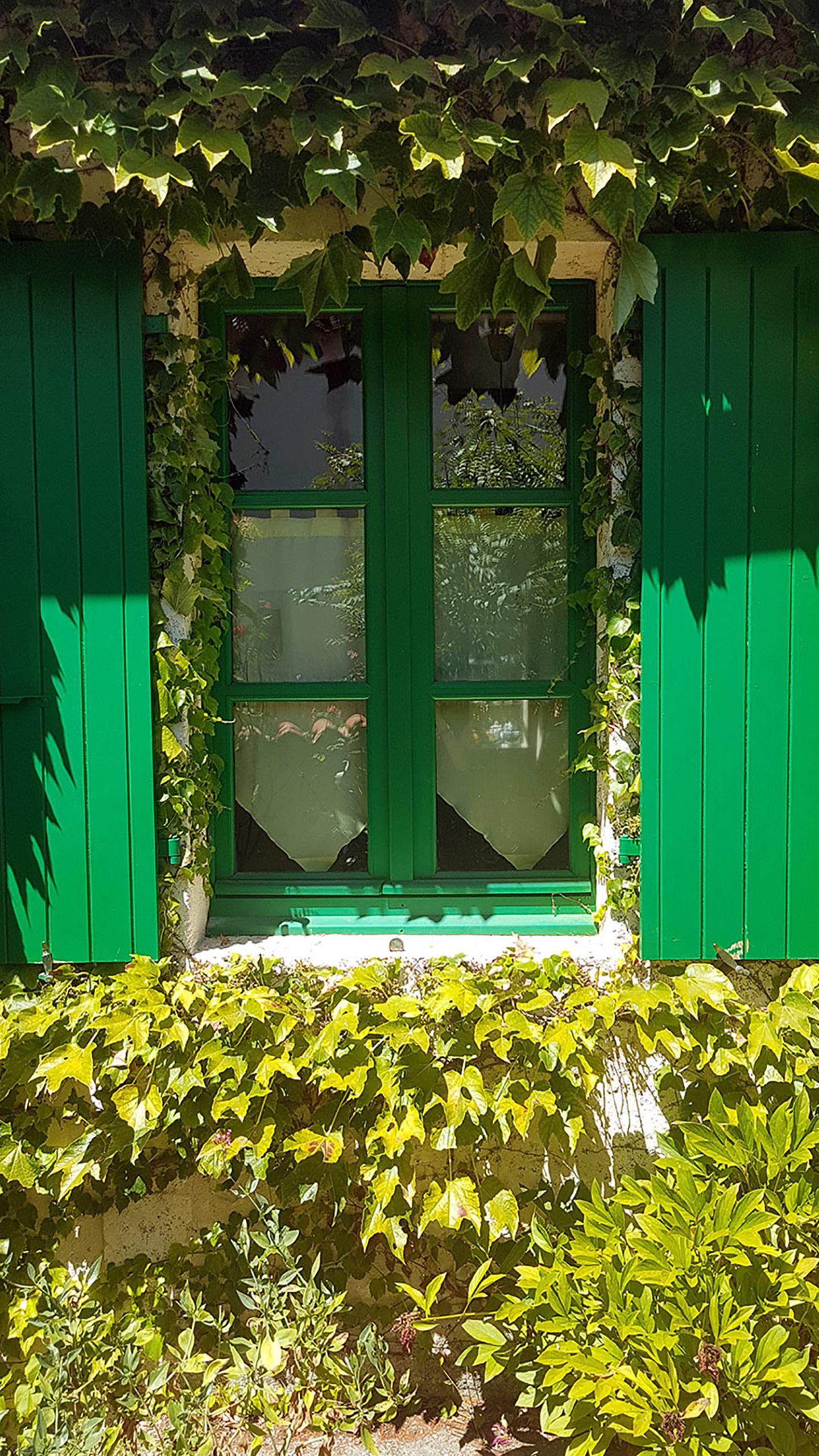 fenêtre maison des jardins du coq
