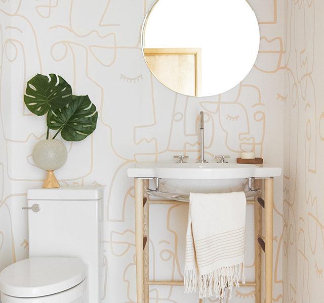 Décorer ses toilettes – DECOllectif #5